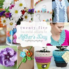 Even though Mother's Day is just around the corner, there's still time to make something extra special for mom this year. These free Mother's Day gift ideas are perfect for last-minute gifts, and will be sure to put a smile on her face. So grab your hooks and some yarn, peruse the patterns, and whip …