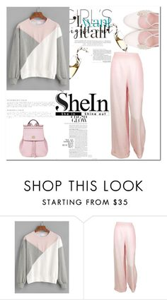 """""""shein"""" by biebergirl1013 ❤ liked on Polyvore featuring Chanel and Dolce&Gabbana"""