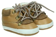 Mayoral Camel colour baby boy shoes with laces - Size 16 (app. 2-5 months) | eBay