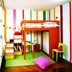 colors for the kids bedroom