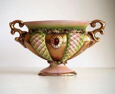 Vintage italian imola ceramica italy set of pieces tray