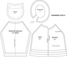 Patterns for baby - romper, shirt, bloomers, dresses, coat Each diagram download comes in A4 (21 x 29.7 cm) and the percentage of magnification is indicated above. Two possibilities: either you enlarge the Percent for printing the pattern in the correct format, or you can print A4 unchanged and enlarge the pattern to the photocopier. boss To download pdfs, click on the figure.