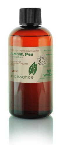 100ml Organic Sweet Almond Oil - 100% Pure Cold Pressed Carrier Oil has been published at http://beauty-skincare-supplies.co.uk/100ml-organic-sweet-almond-oil-100-pure-cold-pressed-carrier-oil/