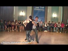 Dance Ideas and Lindy hop music!