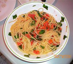 Linguine all cecca (Nora Ephron's recipe from Heartburn- Love it
