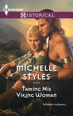 Michelle Styles: Cover for Taming His Viking Woman