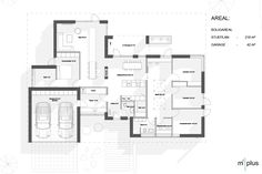 Aars 1 - m2plus - lavenergi - selvforsynende - arkitekt - 1 plan