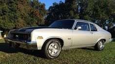 1974 Chevrolet Nova Hatchback 350 CI, Automatic presented as lot L106 at Kissimmee, FL 2015 - image1
