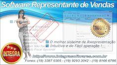 software para representação e representante comercial