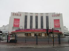 The site of Earls Court Exhibition Centre Earls Court London, Jarvis Cocker, England, Eric Clapton, Bob Dylan, Led Zeppelin, Pink Floyd, Michael Jackson, Oasis