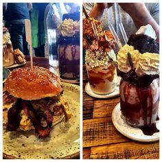 EAT. Pray. Love.... Or just eat @patissez #canberra #patissezcanberra #freakshakes #australia #eat #ilovefood #fatnotskinny by tornewman