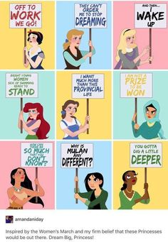 Our Childhood memories are filled with disney princes and princesses. It is time to make some memories with them again. Here are Sarcastic Yet Funny Disney Princess Memes. Disney Pixar, Disney Amor, Film Disney, Disney And Dreamworks, Disney Magic, Disney Rapunzel, Rapunzel Quotes, Cinderella Quotes, Punk Disney