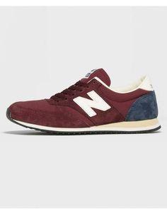 New Balance 420 Suede | Scotts Menswear