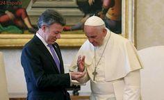 El Papa Francisco y el presidente Santos, entre las cien personas más influyentes para la revista «Time»
