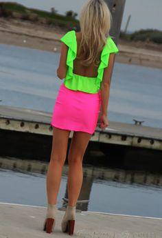 barbie neon clothes - Buscar con Google