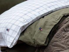 """Lexington Bettwäsche """"Washed Cotton Linen"""", Detail"""
