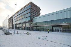 Budynek #AmberExpo / Amber Expo #building