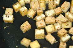 Crispy Tofu Fries | Bites for Babies