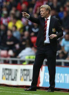 Machester United's David Moyes