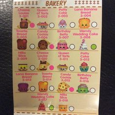 101 best shopkins addiction images on pinterest activity toys