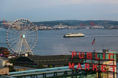 24 hours at Pike Place Market