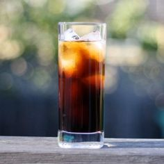 This easy iced coffee recipe provides a large amount of concentrated coffee that can be turned into individual cups when you need them.