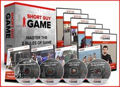 learn this while in bed or at a coffee shop. There is nothing physical sent to your place, which means you won't have to wait to learn this stuff. Short Guy Game System Reviews & PDF & Videos Free Download.