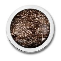 Mi-Moneda Moneda's INTENSO BROWN Edelstahl INT-31-M