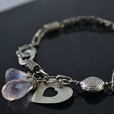silver bracelet/ srebrna bransoletka - artisti.pl