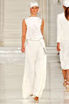 Ralph Lauren | Spring 2012 Ready-to-Wear Collection | Style.com
