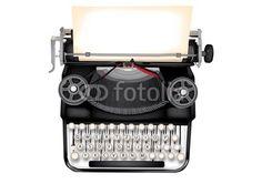 macchina da scrivere con foglio © crazycolors
