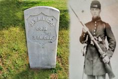 Private James Albert Light - Company H, Iowa Cavalry - Union Army Union Army, Lighting Companies, American Veterans, Nebraska, Monuments, Iowa, Badges, Collections, History
