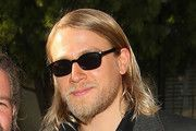 Charlie Hunnam Medium Straight Cut