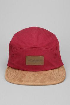 2a1350c804709 OBEY Descent 5-Panel Hat