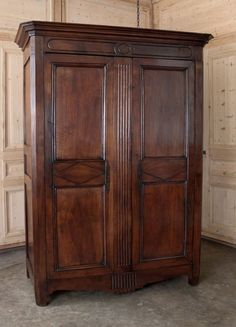 Antique Furniture | Antique Armoires | Country French Armoires | Country  French Regence Armoire, (Available As Pair ~ Priced Each) | Www.inessa.cu2026