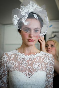 Oscar de la Renta Bridal 2014