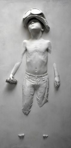 art boy soldier by Schoony