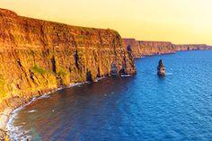 Vacances d'automne en Irlande