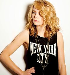 bridgit mendler's hair here is awesome...probably my next cut