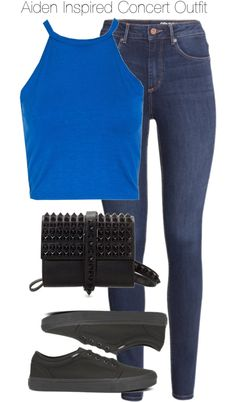 8c5e66a369bb Teen Wolf Outfits, High Waist Jeans, Outfit Of The Day, School Outfits,