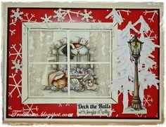 Whiff of Joy - Christmas Chimney