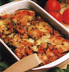 Pármai padlizsán Hungarian Recipes, Hungarian Food, Parma, Mozzarella, Quiche, Mashed Potatoes, Chicken, Breakfast, Ethnic Recipes