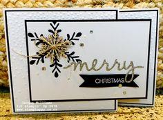 stampin up holly jolly z fold card