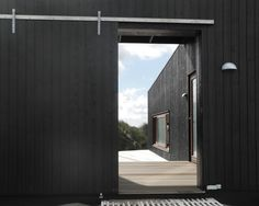 Vacation House in Henne, Mette Lange Architects (Henne, Denmark)