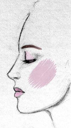 Step By Step Eye Tutorial By Creative Carrah Cartoon Drawing