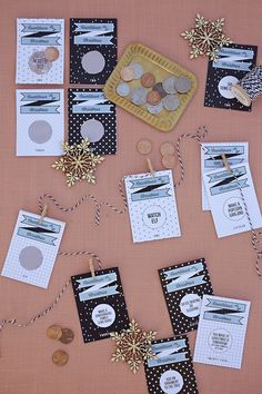 a scratch off activity advent