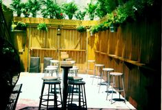 The Best Places in D.C. to Drink Outside (That Aren't Roofs)