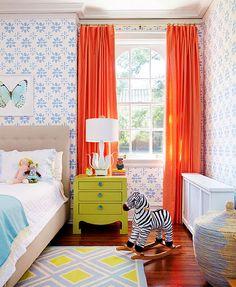 The Peak of Tres Chic: Fresh + Fun Nursery Design