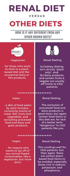 Renal dieting is a very effective way to manage kidney diseases, without the need for medication or Renal Diet Food List, Healthy Kidneys, Healthy Eating, Kidney Friendly Foods, Food Portions, Good Healthy Recipes, Diet Recipes, Dairy Free Diet, Kidney Health