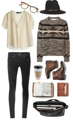 40f8ccb667 Winter Hipster Outfits For Girls (4)